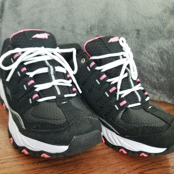 Avia Shoes | New Black Sneakers Size 10